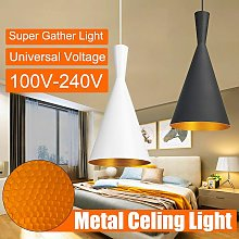 Rétro Industriel Lampe Suspension Plafonnier