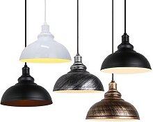 Rétro industriel pendentif lumières Vintage Loft