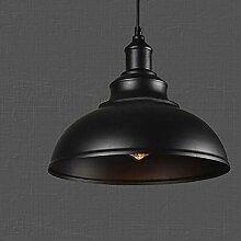 Rétro Lustre Abat-jour Suspensions Luminaires