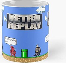 Retro Replay -The Original Design Created and Used