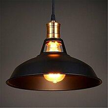 Rétro Suspensions Industrielle Luminaires Vintage