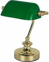 RETRO table lampe de lecture lampe banquaire salle