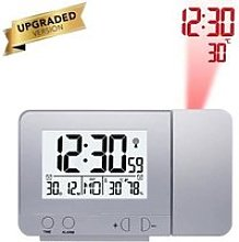 Réveil de Projection Horloge de projecteur à