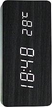Réveil,horloge électronique de décoration de