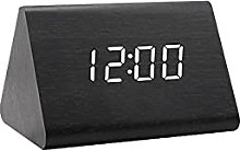 Réveil Horloges alimentées USB/AAA Réveil en