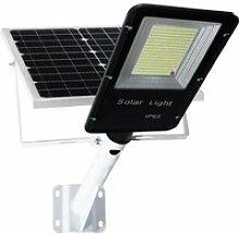 Réverbère solaire extérieur imperméable à