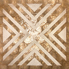 Revêtement mural coquille LU04-12 CAPIZ Jeu de