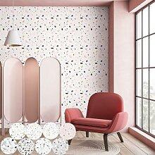 Revêtement mural Terrazzo coloré auto-adhésif