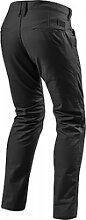 Revit Alpha pantalon textile male    - Noir - 32/34