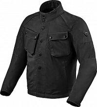 Revit Bowery veste textile male    - Noir - XXL
