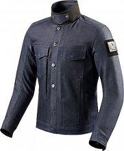 Revit Crosby veste textile male    - Bleu - M
