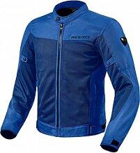 Revit Eclipse veste textile male    - Noir - 4XL