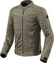 Revit Eclipse, veste textile - Vert Foncé - XL