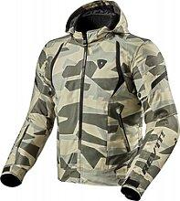Revit Flare 2 veste textile imperméable male    -