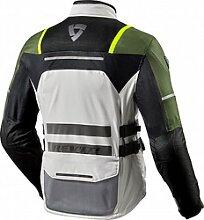Revit Offtrack veste textile male    - Beige/Noir