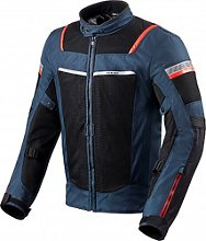 Revit Tornado 3 veste textile male    - Bleu