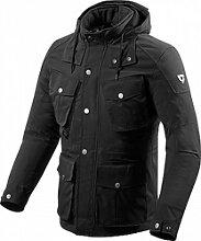 Revit Triomphe veste textile male    - Noir - 3XL