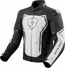 Revit Vertex TL veste textile male    - Blanc/Noir