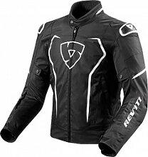 Revit Vertex TL veste textile male    - Noir/Blanc