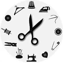 RFTGH Horloge Murale sur Mesure, Outils de