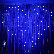 RH-ZTGY Fenêtre Rideaux Lumières, Rideaux