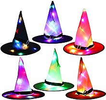 RH-ZTGY Halloween LED Lighted, 6Pcs Glowing