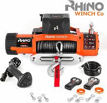 Rhino - Treuil électrique 13,500lb/6125 kg - 12V