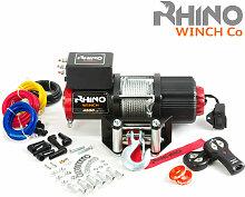 Rhino - Treuil électrique 4,500lb/2040 kg - 12V -