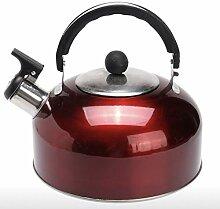 RHP Bouilloire sifflante en acier inoxydable - 3 l