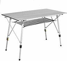 Ribelli Table de Camping Table Pliante en