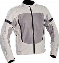 Richa Airbender veste textile male    - Gris/Noir