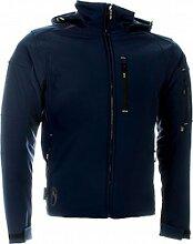 Richa Vanquish veste textile male    - Bleu - 6XL