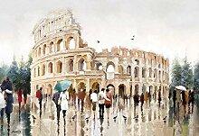 Richard Macneil (Colosseum, Rome) Impression sur