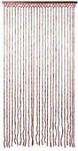 Rideau de porte en bambou Design - L. 90 x l. 180