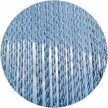 Rideau de porte en PVC Rimini 90x210 cm -