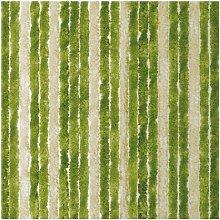 Rideau de porte Flash chenilles 90x220 cm - vert,