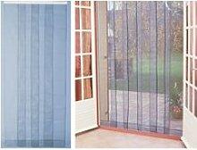 Rideau de porte moustiquaire arles - 100 x 220 cm