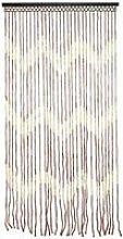 Rideau de porte perlé en bambou 31 Lignes -
