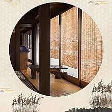 Rideau de Roseau Naturel,Store Bambou