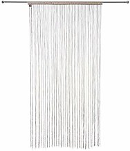 Rideau fil (largeur 90 cm) Lin