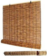 RIDEAU L-DREAM Store en Bambou sans Percage -