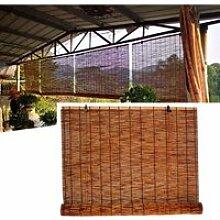 RIDEAU L-DREAM Store Enrouleur Bambou Naturel -