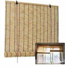 RIDEAU LMDX Store Exterieur Bambou Fenetre - Store