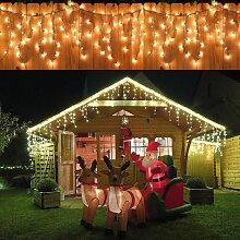 Rideau Lumineux 31V LED, 5m * 0.5-1m - Salcar