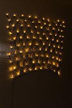 Rideau lumineux à LED solaire Ewas 2 m Sklum