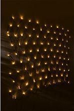 Rideau lumineux à LED solaire Ewas 3 m Sklum