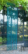 Rideau portière en macramé de coton 100x280 cm