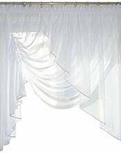 Rideau prêt à poser en voile - Magnifique rideau