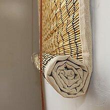 Rideau Reed, navette en bambou, fenêtre/salon de