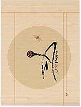 rideau Stores vénitiens de bambou de bambou à la